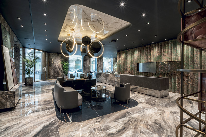 IRIS CERAMICA GROUP MILANO