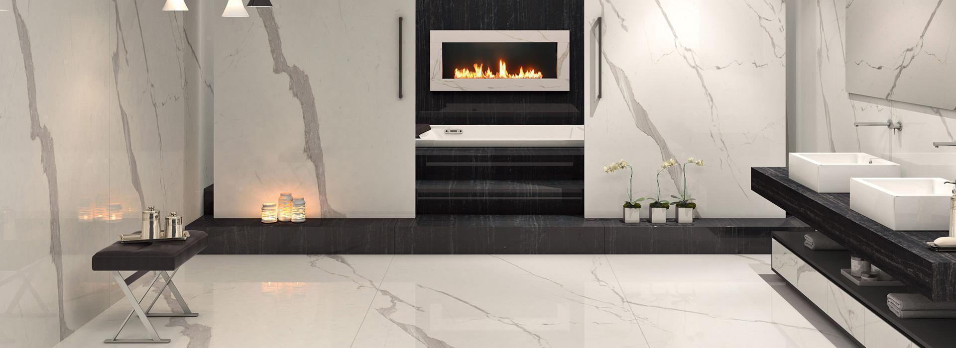 feinsteinzeug in marmoroptik fmg fabbrica marmi e graniti. Black Bedroom Furniture Sets. Home Design Ideas